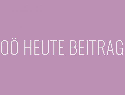 ORF Oberösterreich Heute Beitrag vom 18.1.2020