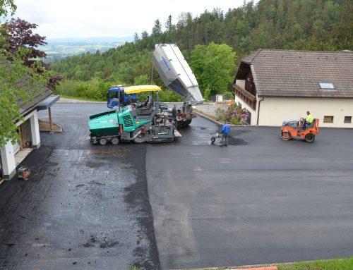 Baufortschritt KW 17 – 21/2020