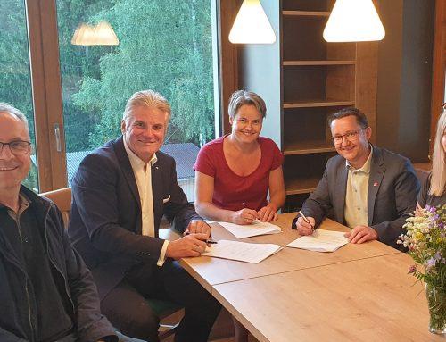 Bestandsvertrag mit ARTEGRA unterzeichnet